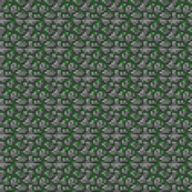 Minecraft - Mossy Cobblestone - Small