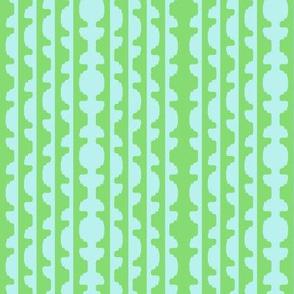 Topiary Stripe   -Serenity Palette v1