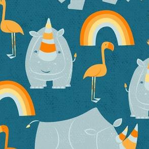 Rhino Rainbow