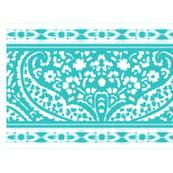 IKAT_CACHEMIRE_placemat_50x33_TURQUOISE