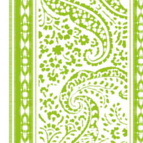 IKAT_CACHEMIRE_runner_135x45_APPLE_GREEN_