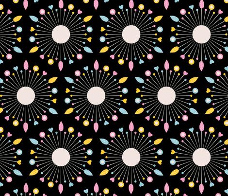 Sewing Pins (Black)