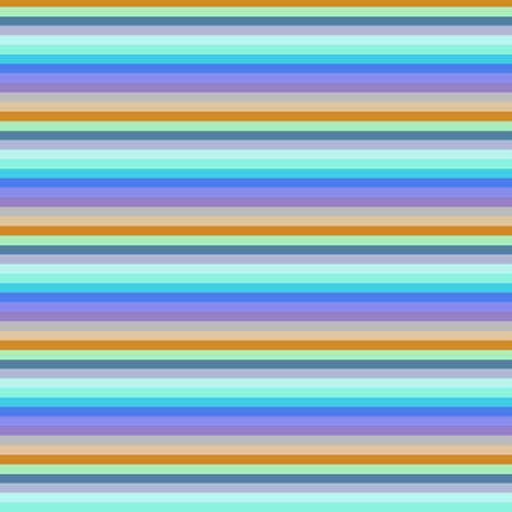 Aqua-flavour stripes