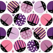 Bugs - purple