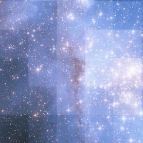Pixelated Night