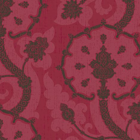 Serpentine 911e fabric by muhlenkott on Spoonflower - custom fabric