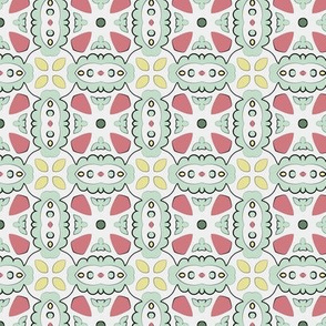 Color Bloom - Collection 3 - Pattern 7