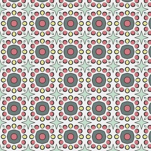 Color Bloom - Collection 3 - Pattern 9