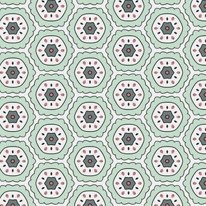 Color Bloom - Collection 3 - Pattern 15