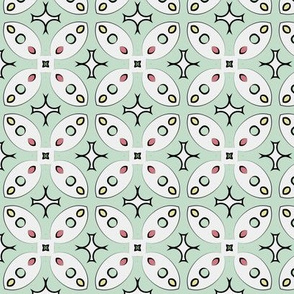 Color Bloom - Collection 3 - Pattern 19