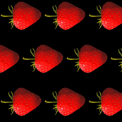 Strawberry black side