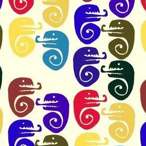 Primary Serpents