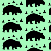 Minty Wombats