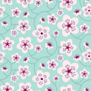 Floral Repeat