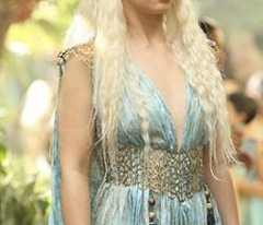 Game of Thrones - Daenerys Quarth Gown