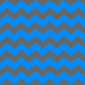 Chevron Blue/Greg Dark Medium