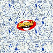 Bazinga Fabric