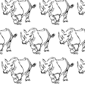 Inkblot Rhino