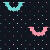 Confetti Bats