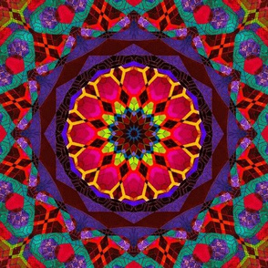 Opulent Mandalas