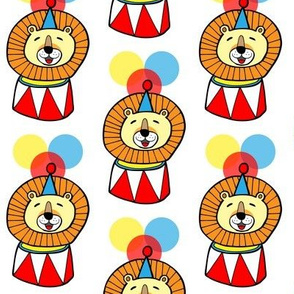 Toby The Circus Lion