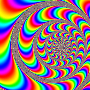 Rainbow Illusion