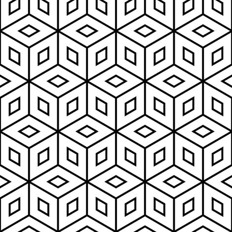rhombus centred