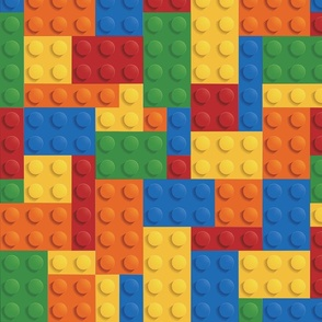 Lego Blocks - Large