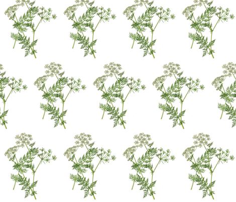 Elegant Queen Anne fabric by eyeswideshut28 on Spoonflower - custom fabric
