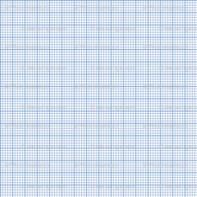 blank medical chart in blue