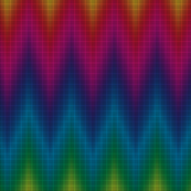 black rainbow graph