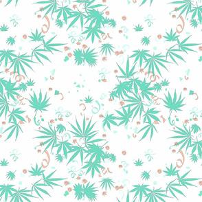 Cannabis Confetti