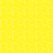 Yellow Swirl 2