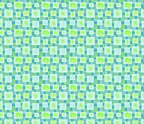 the lupine of my life fabric by keweenawchris on Spoonflower - custom fabric