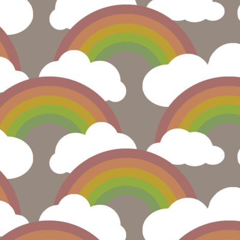 vintage rainbows