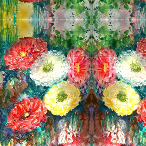 Fall_print_Zinnia_watercolor_edit