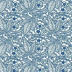 Blue Bramble Rose