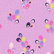 Le Jardin Cosmic - Coordinating Lilac Drops