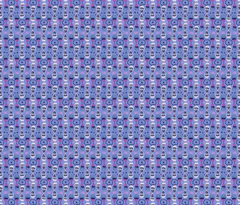 Le Jardin Cosmic - Coordinating Lavender Petals