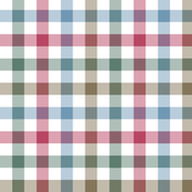 winter gingham