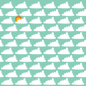 Clouds happy 2