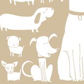 dogs latte