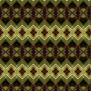 Charleston Tribal Zigzag