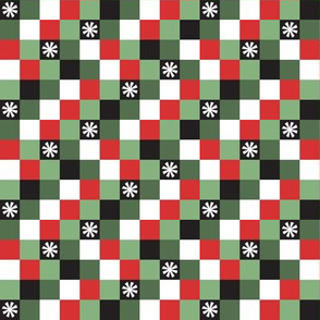 Little Christmas Squares