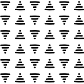 Linear teepee