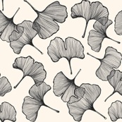 Ginkgo in Cream
