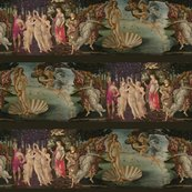 Rrrbotticelli_birth_of_venus_and_primavera_with_stripes___small___peacoquette_designs___copyright_2014_shop_thumb
