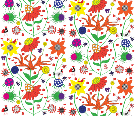 herb2 fabric by orangefancy on Spoonflower - custom fabric