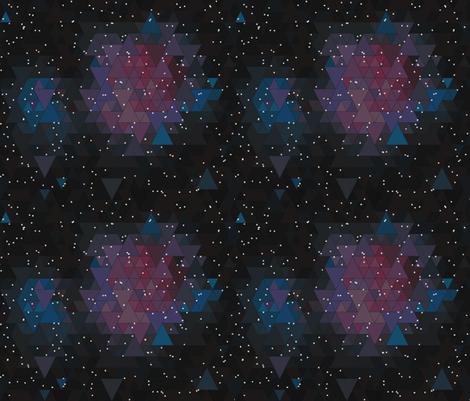 Nebula thecharmingneedle spoonflower for Nebula print fabric