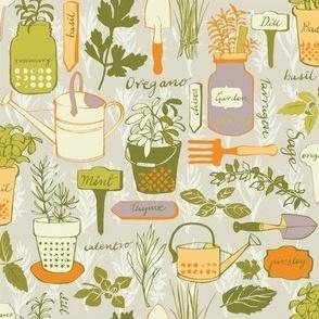 Little Herb Garden